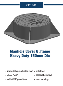 electrical manhole Covers