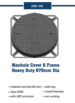 electrical water and manhole Covers